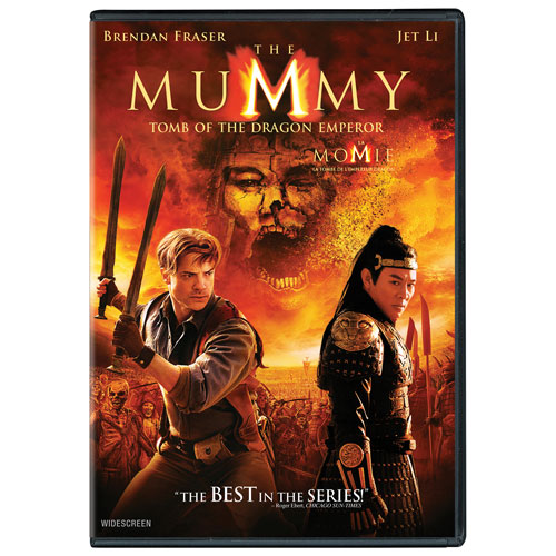 The Mummy: Tomb of the Dragon Emperor (With Movie Cash) (2008)