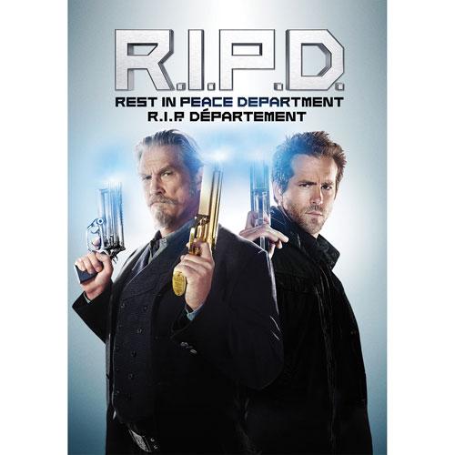 R.I.P.D. (avec movie cash) (2013)