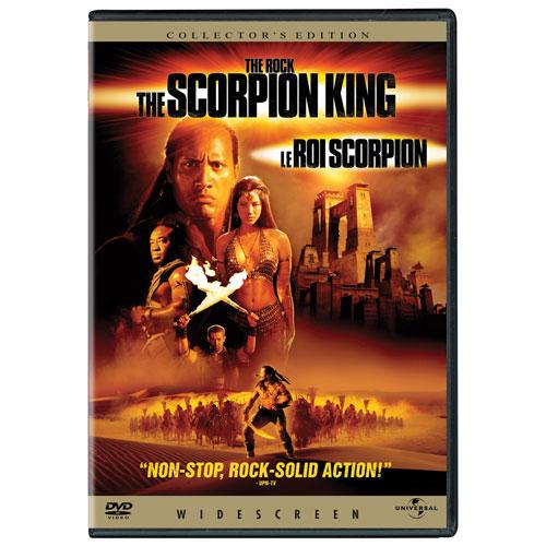 Scorpion King (With Movie Cash) (2002)