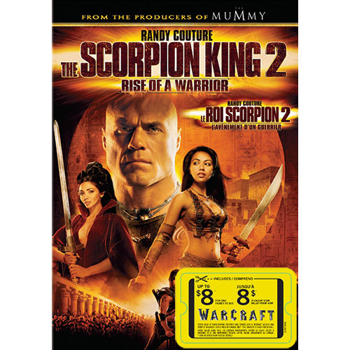 Scorpion King 2: Rise of a Warrior (With Movie Cash) (2008)