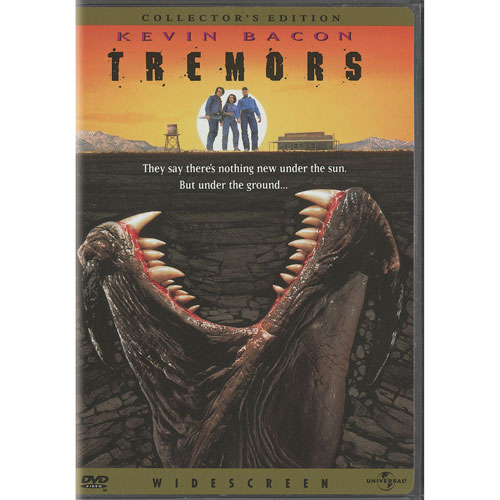 Tremors (With Movie Cash)