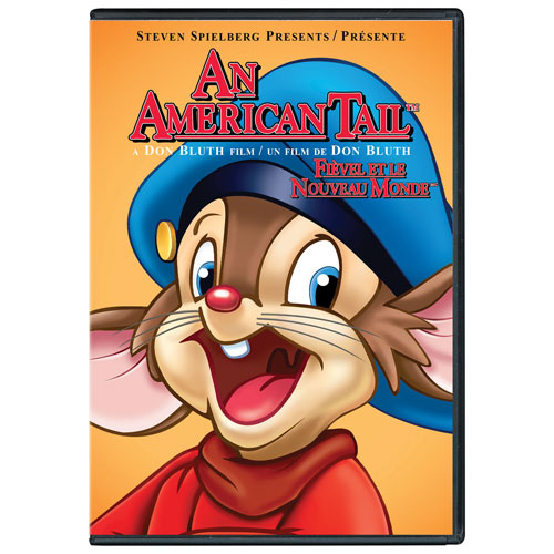 An American Tail (With Movie Cash)