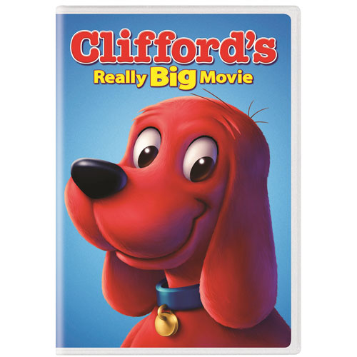 Clifford's Really Big Movie (With Movie Cash)