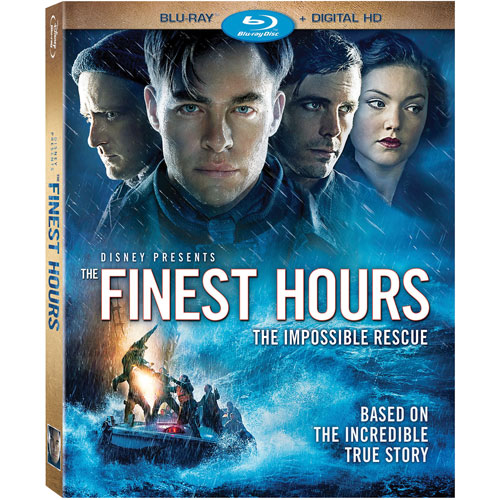 The Finest Hours (anglais) (Blu-ray) (2016)