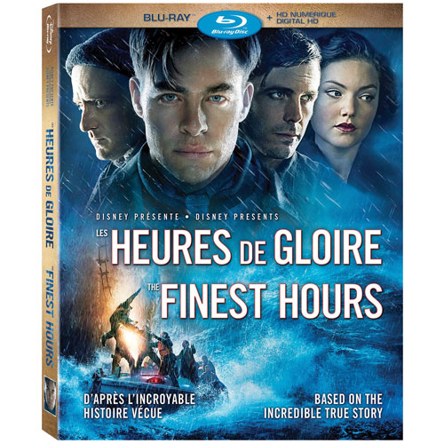 The Finest Hours (bilingue) (Blu-ray) (2016)