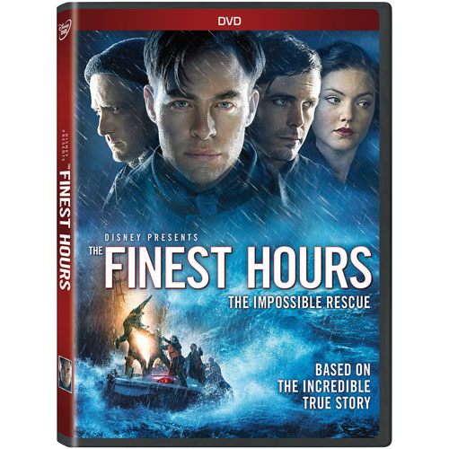 The Finest Hours (English) (2016)