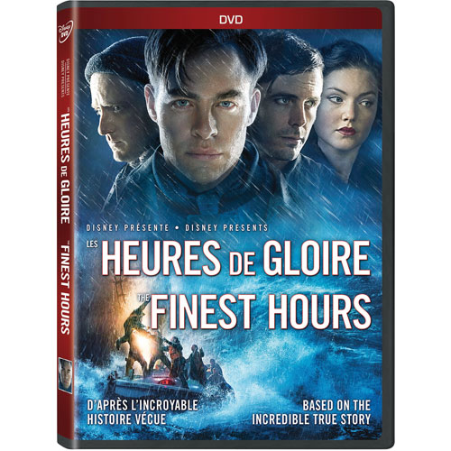 The Finest Hours (Bilingual) (2016)