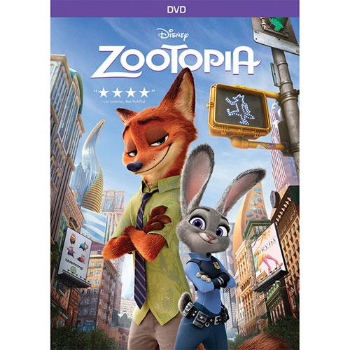 Zootopia (English) (2016)