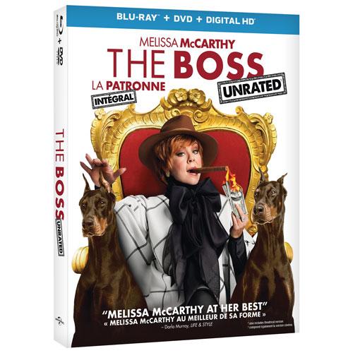 The Boss (Blu-ray) (2016)