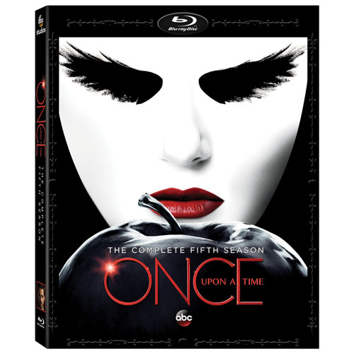 Once Upon A Time: The Complete Fifth Season (English) (Blu-ray)