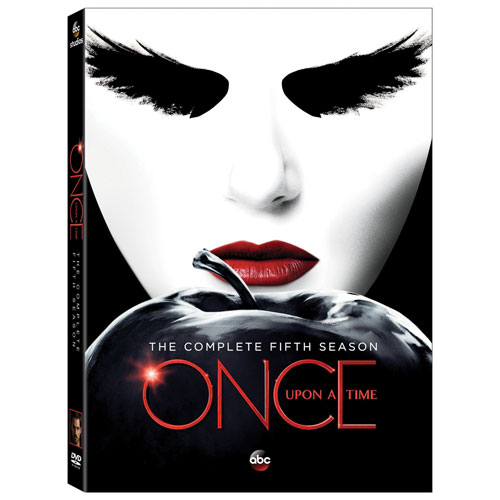 Once Upon A Time: The Complete Fifth Season (English)