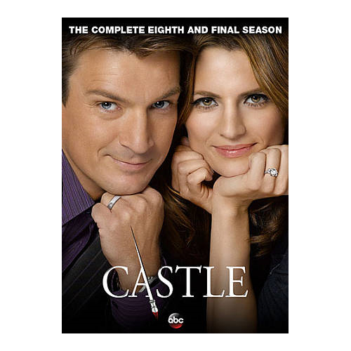 Castle: The Complete Eighth Season (English)