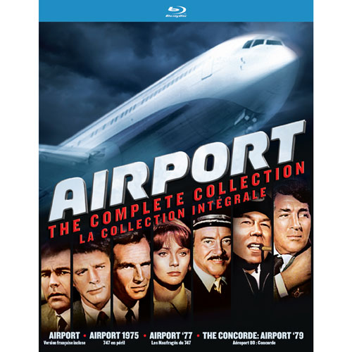Airport Complete Collection (Blu-ray)