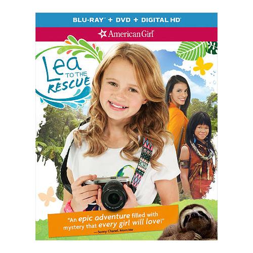 American Girl: Lea to the Rescue (combo Blu-ray)