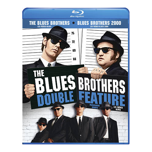 Blues Brothers Double-Features (Blu-ray)