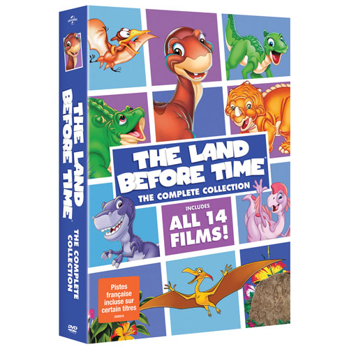 Land Before Time Complete Collection