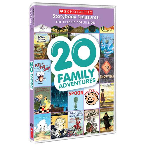 20 Family Adventures
