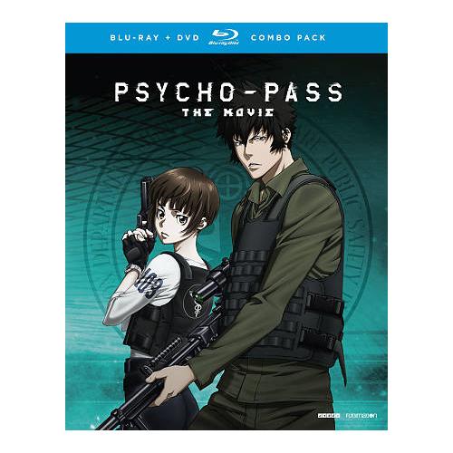 Psycho-Pass The Movie (combo Blu-ray)