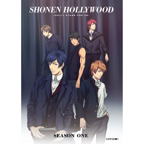Shonen Hollywood: Holly Stage for 49 saison 1