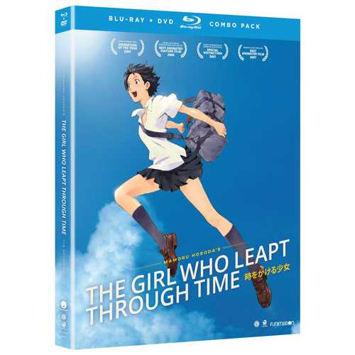 Girl Who Leapt Through Time (combo Blu-ray) (2006)