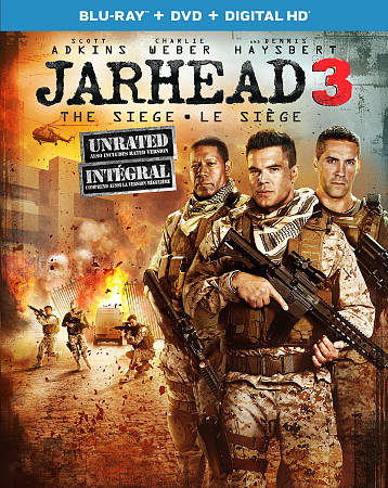 Jarhead 3 The Siege (Blu-ray Combo)