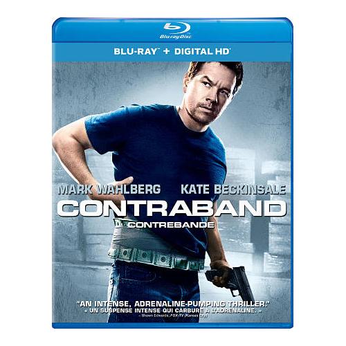 Contraband (avec Movie Cash) (Blu-ray) (2012)