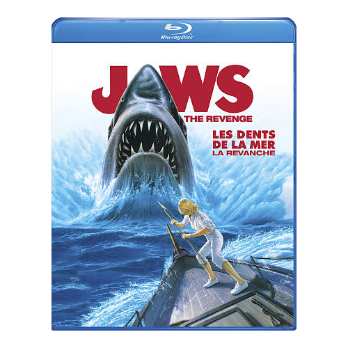 Jaws: The Revenge (With Movie Cash) (Blu-ray) (1987)