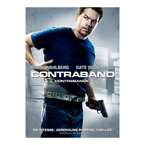Contraband (With Movie Cash) (2012)