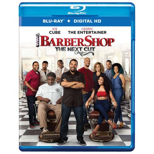 Barbershop: The Next Cut (Blu-ray) (2016)