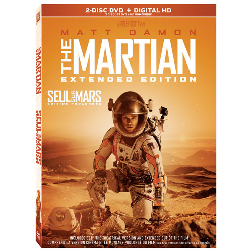 The Martian (Extended Edition) (2016)