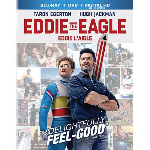 Eddie Eagle (Blu-ray) (2016)