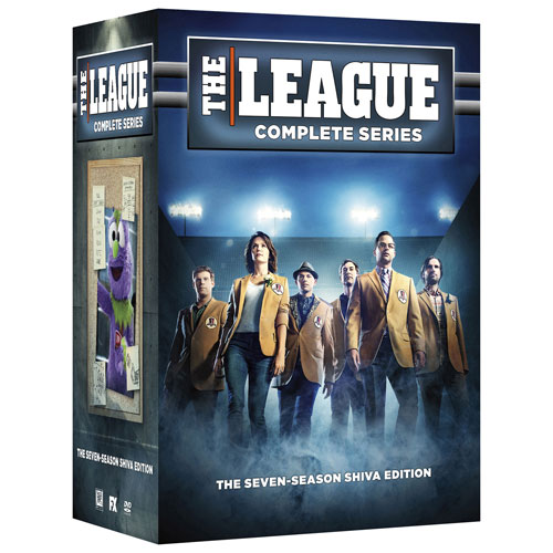 The League: Complete Collection (2016)