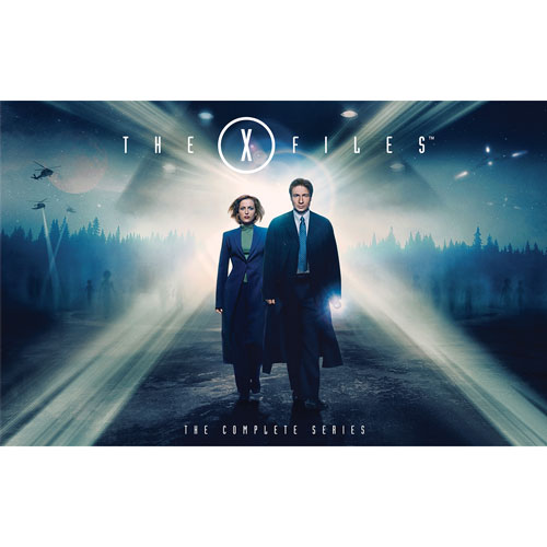 X-Files Season 1 to 10 Collection (Blu-ray)