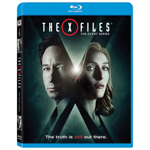 X-Files Event Series (Blu-ray)