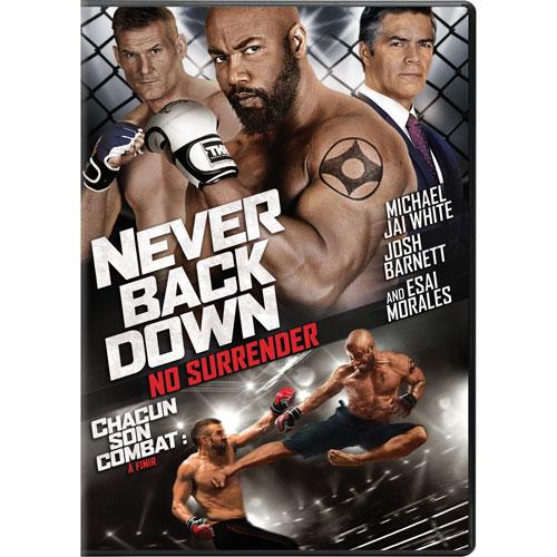 Never Back Down: No Surrender (Bilingual) (2016)