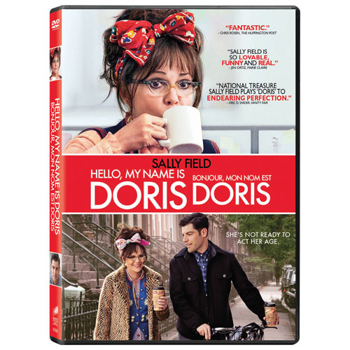 Hello My Name is Doris (Bilingue) (2016)