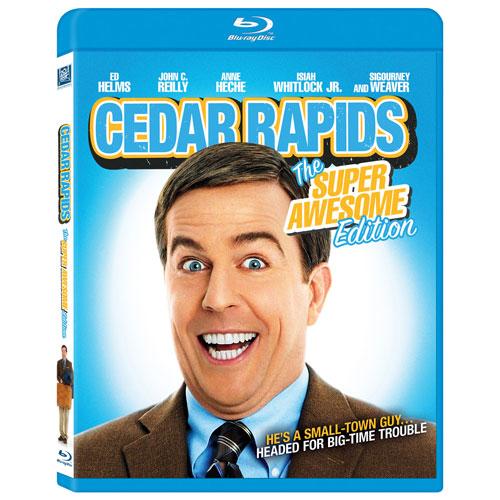 Cedar Rapids (English) (Blu-ray) (2011)
