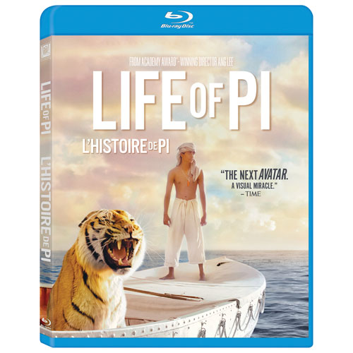 Life of Pi (Bilingual) (Blu-ray) (2012)