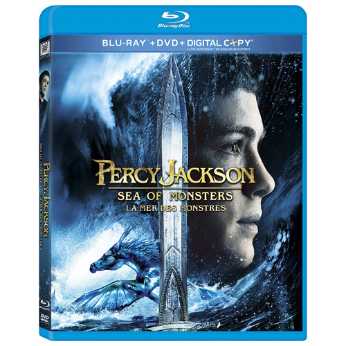 Percy Jackson: Sea of Monsters (3D Blu-ray) (2013)