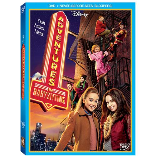 Adventures In Babysitting (English) (2016)