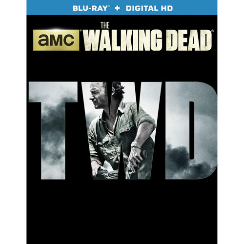 The Walking Dead: Season 6 (Blu-ray)