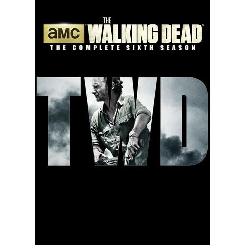 The Walking Dead: saison 6