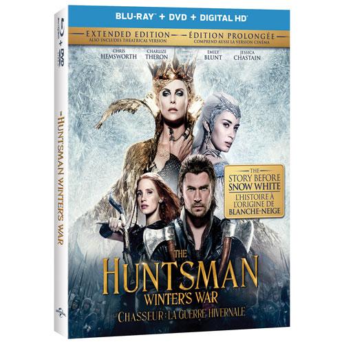 The Huntsman: Winter's War (Blu-ray) (2016)