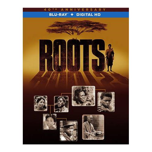 Roots: The Complete Original Series (Blu-ray)