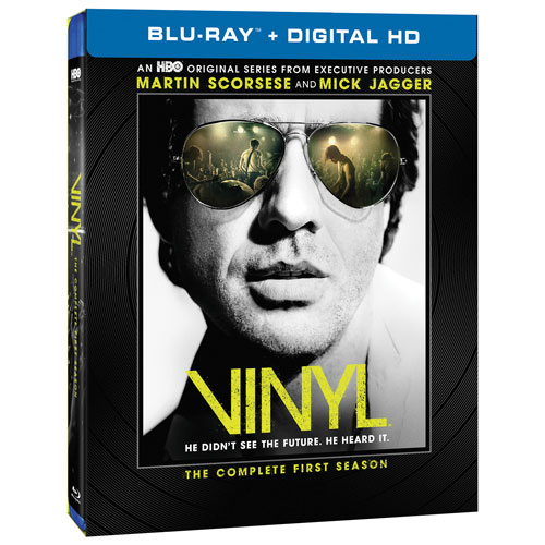 Vinyl: Season 1 (Blu-ray)