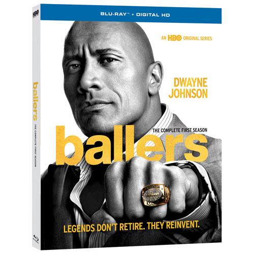 Ballers: saison 1 (Blu-ray)