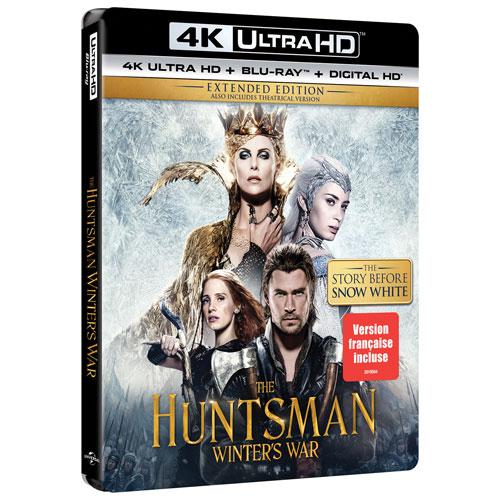 The Huntsman: Winter's War (4K Ultra HD) (Blu-ray Combo) (2016)