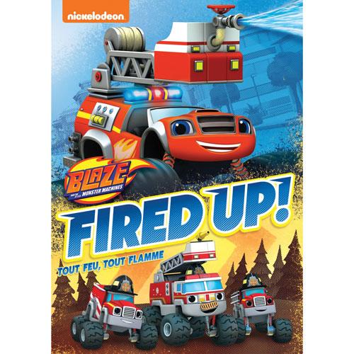 Blaze & Monster Machines Fired Up!