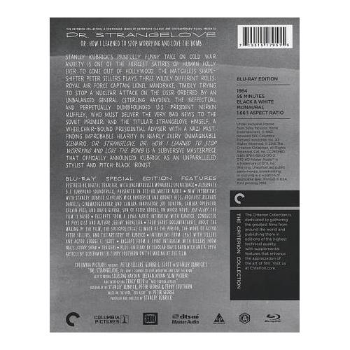 Dr. Strangelove (Blu-ray) (1964)
