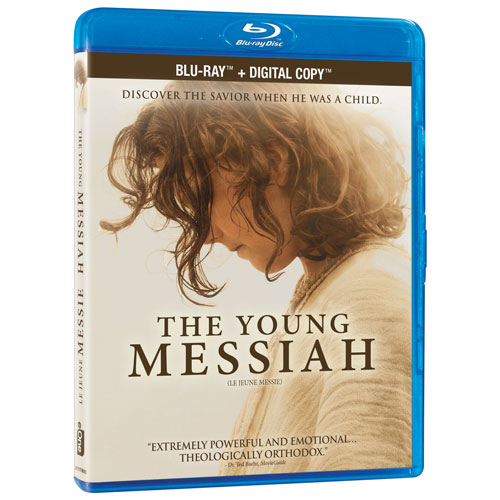 The Young Messiah (Combo Blu-ray) (2016)